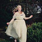 Alice Arrives in Wonderland by Erika  Szostak