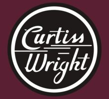 Curtiss Wright Logo by warbirdwear