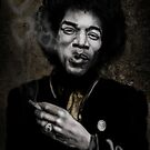 FOR THE LOVE OF JIMI ! by Ray Jackson
