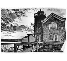 Saugerties Lighthouse Poster
