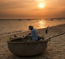 The fishman by THHoang