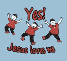 Yes Jesus Loves Me by picketty