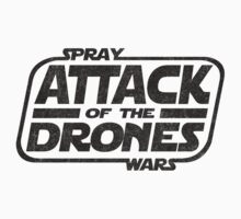 Spray Wars™ Attack of the Drones 2 by Deadscan