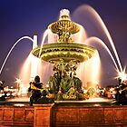 Fontaines de la Concorde by GIStudio