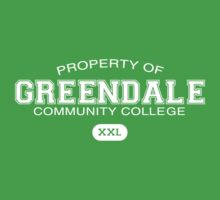 Greendale Community College by mr-tee