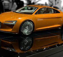 Audi e-tron by TeaCee