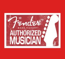 Authorized Musician by Alternative Art Steve