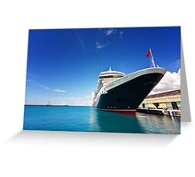 In Port Greeting Card