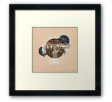 """""""42"""" Framed Print"""