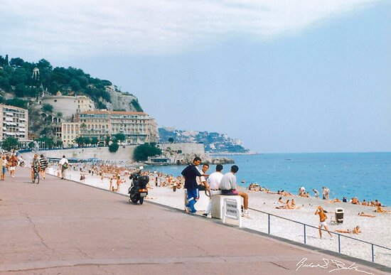 Nice France by Imagery