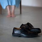 SHE ~ Father's Shoes by Rene Hales