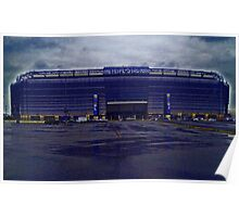 Home of the New York Giants Poster