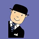 Mr Benn by compoundeye