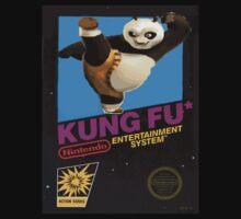 Kung Fu Panda by gmanquik