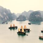 Nostalgic Halong by Kasia-D