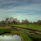 Foxton Locks by SimplyScene