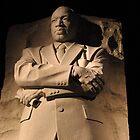 MLK, Jr. Memorial by Daniel Silva