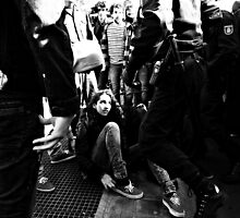 The Protest (Best Large) by Berns