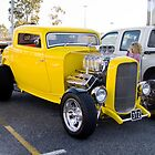 Hot Rod '32 Ford by KJWstudio