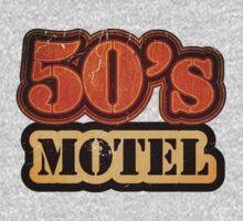 Vintage 50's Motel - T-Shirt Kids Clothes