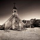 Church In AJ by Michael  Petrizzo