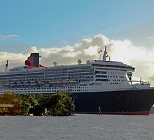 Queen Mary 2 by Sea-Change