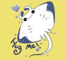 Manta Ray : Hug me! by chiichanny