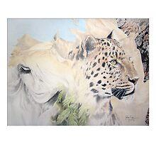 The Leopard by Shyaway7