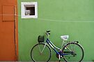 Burano Bicycle by dlhedberg