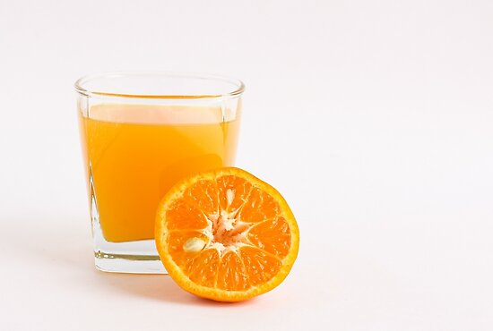 Orange Juice by Anaa