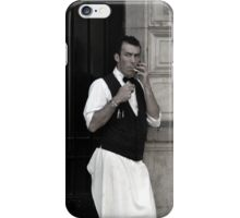 I believe that you have taken my bench iPhone Case/Skin