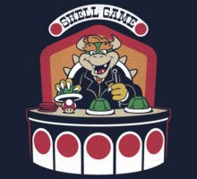Shell Game Kids Clothes