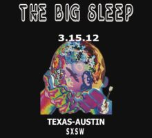 WHILE YOU SLEEP-THE BIG SLEEP  by Michelle Scott