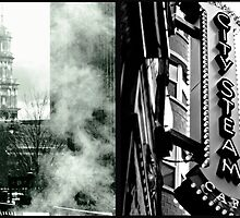 City Steam by Tania Palermo