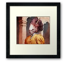 The Aristocrat  Framed Print