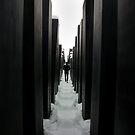 Holocaust Memorial by Jessica Fittock