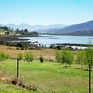South Franklin in the Huon Valley, Tasmania by Glenn Bumford