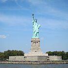 Statute of Liberty by Darryl