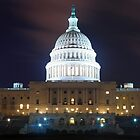 The National Capitol Building by Darryl