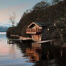 Duke Of Portland Boathouse by John Hare