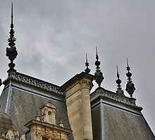 Waddesdon Manor 4 by Astrid Ewing Photography