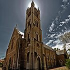 St Patricks Church - York, Western Australia by Leah Kennedy