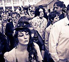Zombie Walk Asbury Park by andykazie