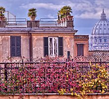 Colours of the Eternal City by Roberto Bettacchi
