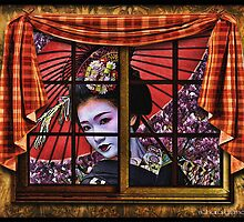 Geisha by Richard  Gerhard