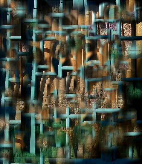 Window frames by Christophe Claudel