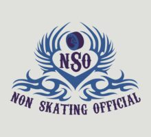 Non-Skating Official {blue & purple} by KustomByKris
