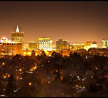 Boise Aglow by IdahoJim