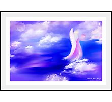 ANGEL OF BELIEF!!!  FEBRUARY ANGEL Photographic Print