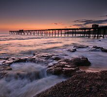 Catherine Hill Bay Sunrise by Jason Pang, FAPS FADPA